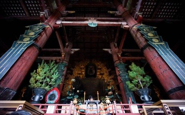 Todai-ji Temple Daibutsuden