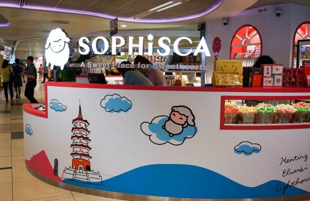 Sophisca Changi Airport