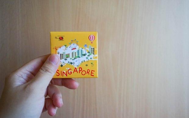 Sophisca Singapore chocolates