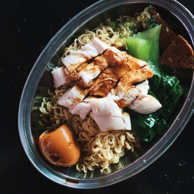 Lo Ding Set Uncle Chicken Rice Bedok Marketplace