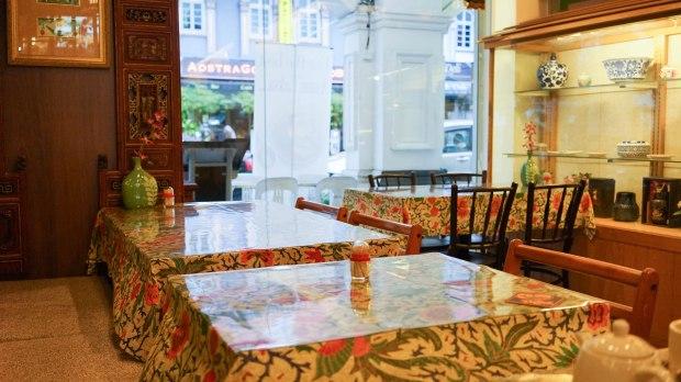 Tok Panjang East Coast Peranakan Cuisine
