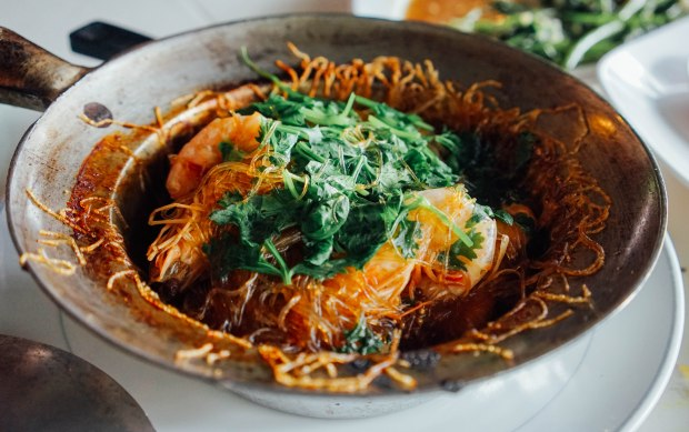 No 6 Restaurant Patong Phuket Glass Noodles