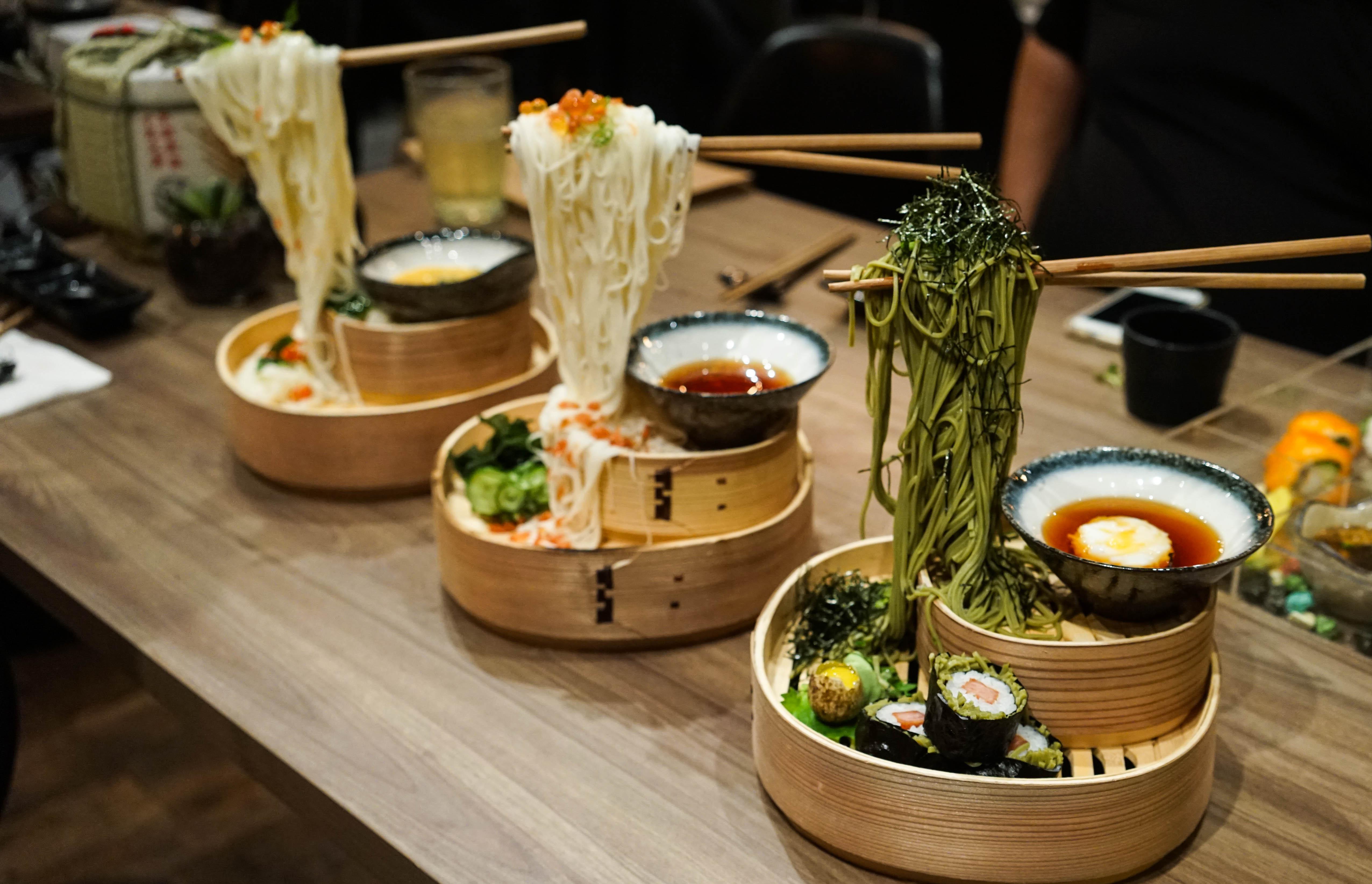 Japanese Spaghetti Restaurant Singapore