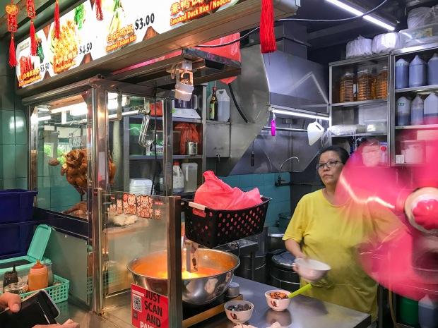 Mei Wei Hainanese Chicken Rice
