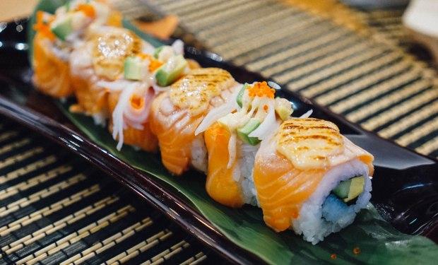 ichiban-sushi-kaisen-mentaiko-roll