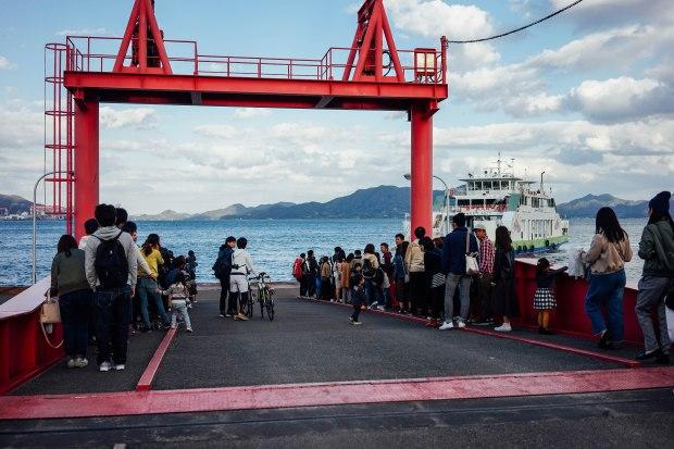 okunoshima-island-ferry