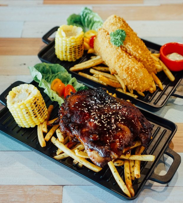 estation-cafe-teriyaki-chicken-steak