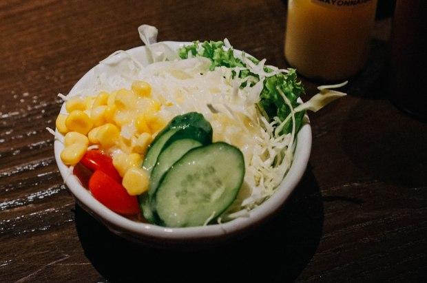 keisuke-omurice-mixed-greens