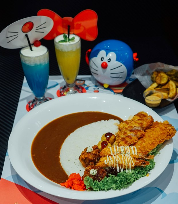 monster-curry-doraemon-special-combo-curry