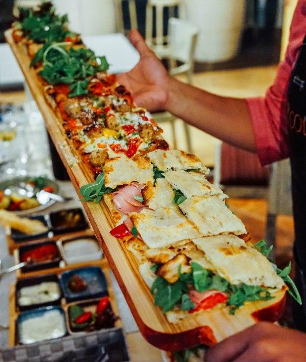 roots-mediterranean-one-metre-pizza