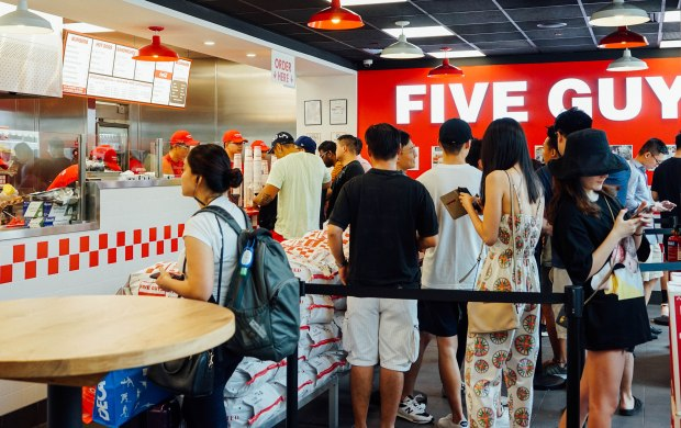 five-guys-singapore-ordering