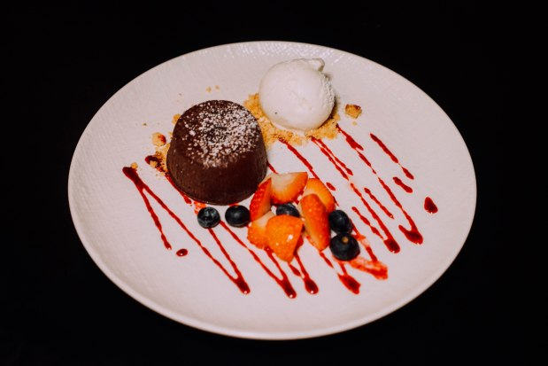 rookery-capital-tower-dark-chocolate-lava-cake
