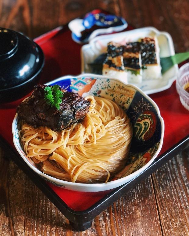 yokarou-nagahama-Saba-Kaido-with Yakisaba-Sushi