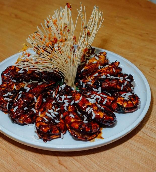 famous-kitchen-caramel-prawn