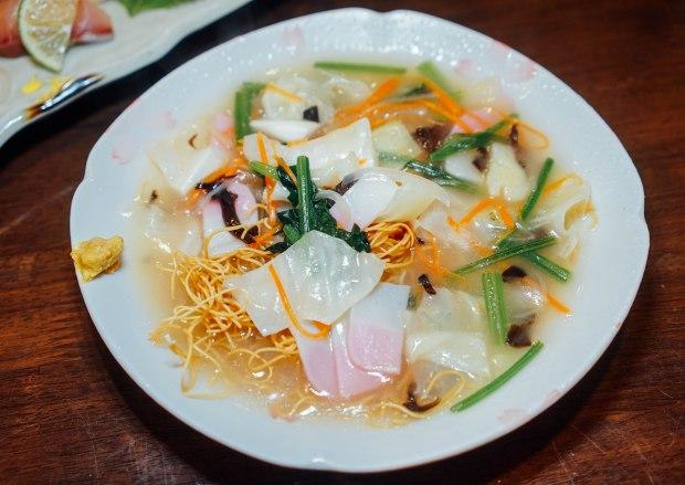 botan-japanese-restaurant-nagasaki-sara-udon