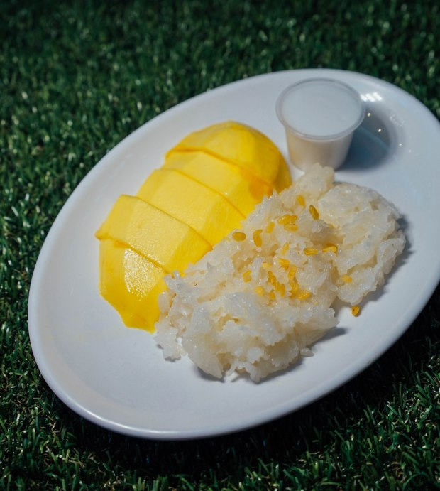 real-thai-thai-mango-sticky-rice