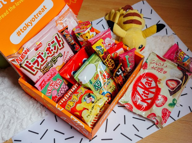 tokyotreat-february-box