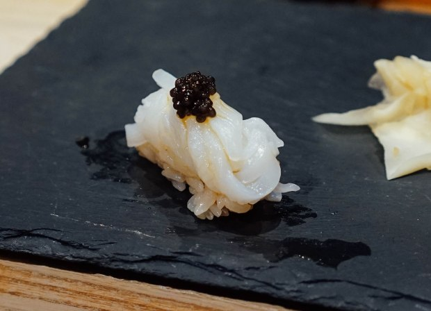 mai-by-dashi-master-marusaya-ika-with-yuzu-topped-with-caviar-nigiri