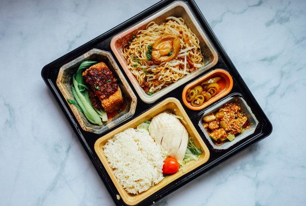 Chatterbox Signature Bento ($34 for 2)