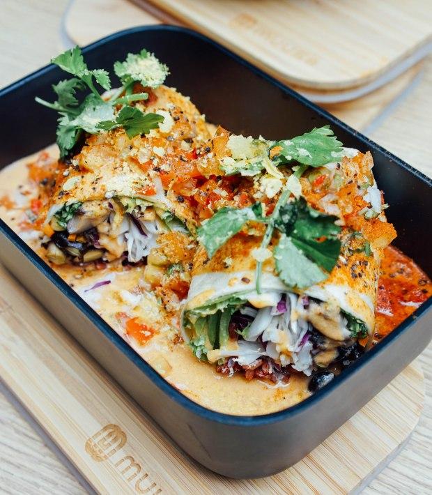 qis-philosophy-cafe-baked-tom-yum-vegan-enchilada