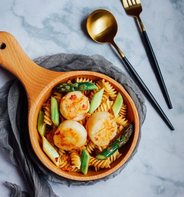 sakana-scallop-pasta