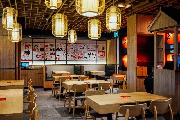 kanada-ya-marina-square-interior