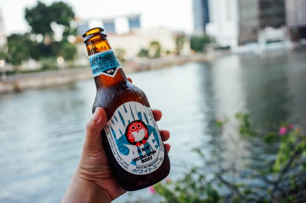 george town tze char craft beer