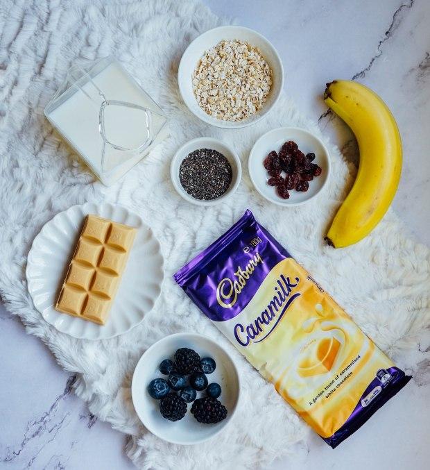 cadbury-caramilk-singapore-caramel-overnight-oats-ingredients