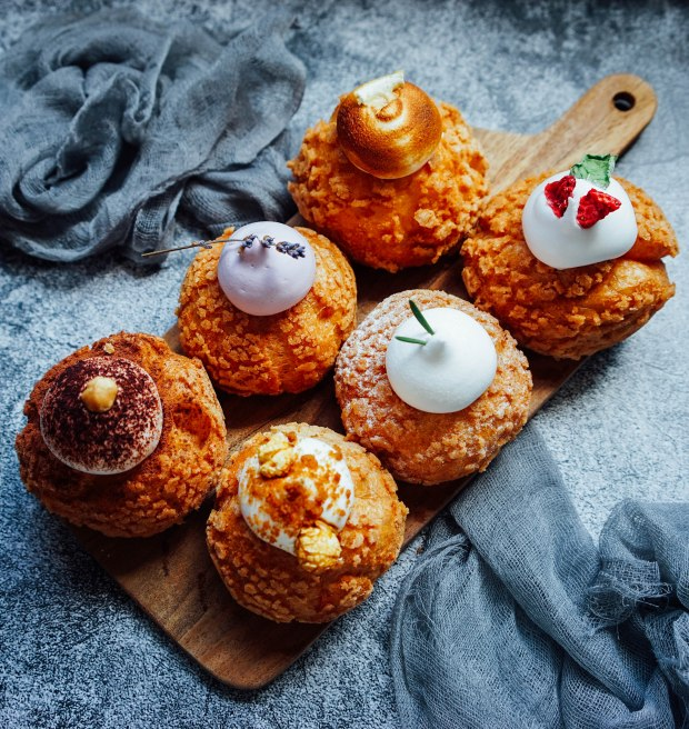 cafe-coco-assorted-choux-puffs