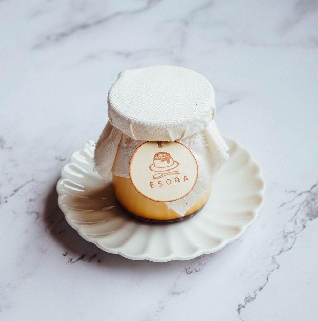 restaurant-esora-japanese-pudding