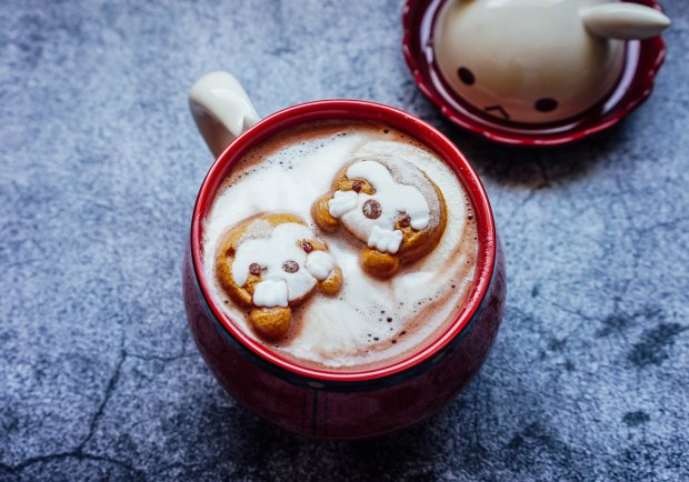 Mitte Hot Chocolate Drink with Marshmallow Sloth 3